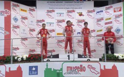 ACI Sport: il Mugello incorona i Campioni italiani 2018