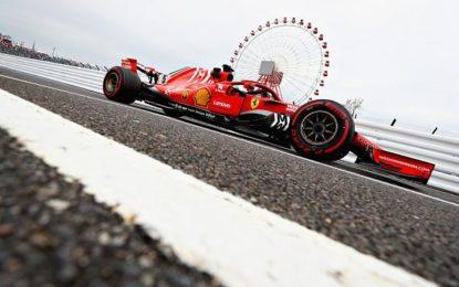"""Minardi: """"In Giappone la Ferrari non può più sbagliare"""""""