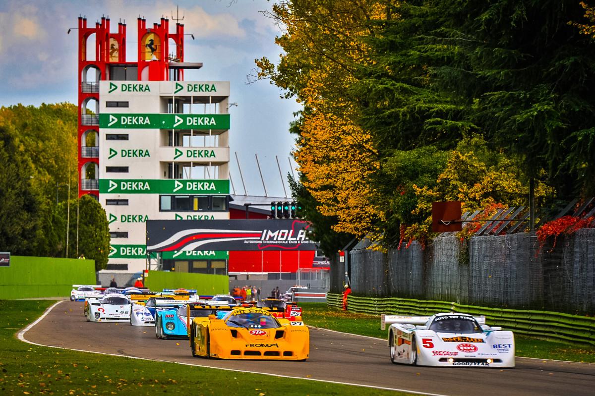Imola Classic: i vincitori del weekend