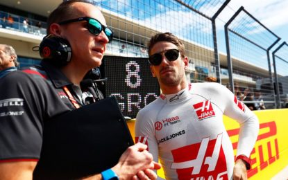 """Grosjean: """"Basta con i punti tolti. Siamo in F1!"""""""