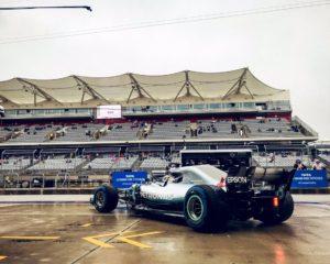 USA: Mercedes, Red Bull e Ferrari nelle prime libere bagnate