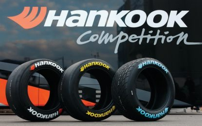 La Hankook fa sul serio e compra una Williams