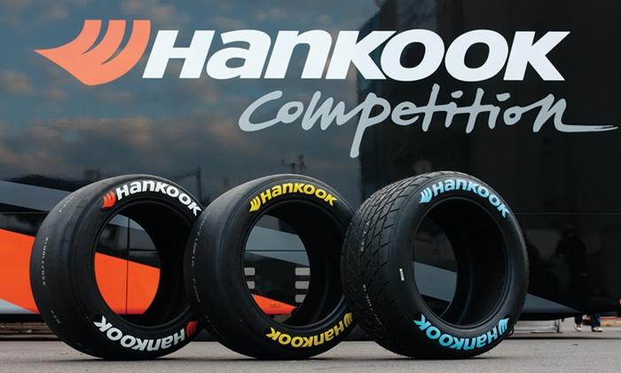 La Hankook fa sul serio e compra una Williams