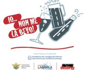 """Parte da Napoli il progetto FMI """"Io… Non Me La Bevo"""""""