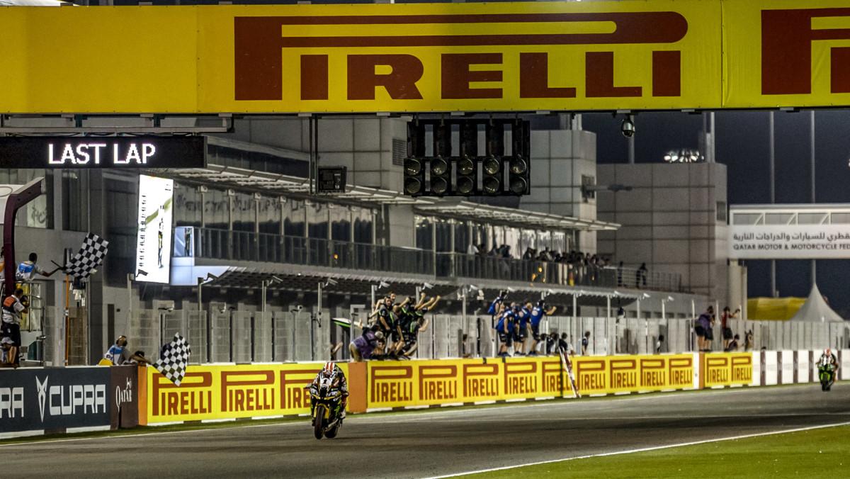 WorldSBK: Rea vince Gara 1 in Qatar