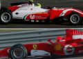 Mick e Michael Schumacher: freni Brembo, ma quante differenze!