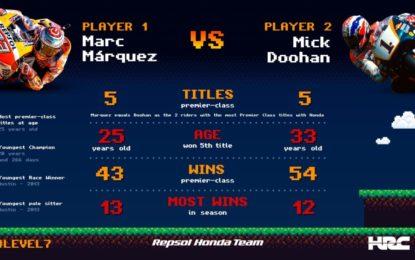 """Doohan: """"Orgoglioso di condividere questo record con Marquez"""""""