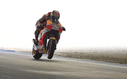 Giappone: le libere della MotoGP disturbate dalla pioggia