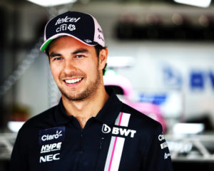 Sergio Perez in Racing Point Force India anche nel 2019