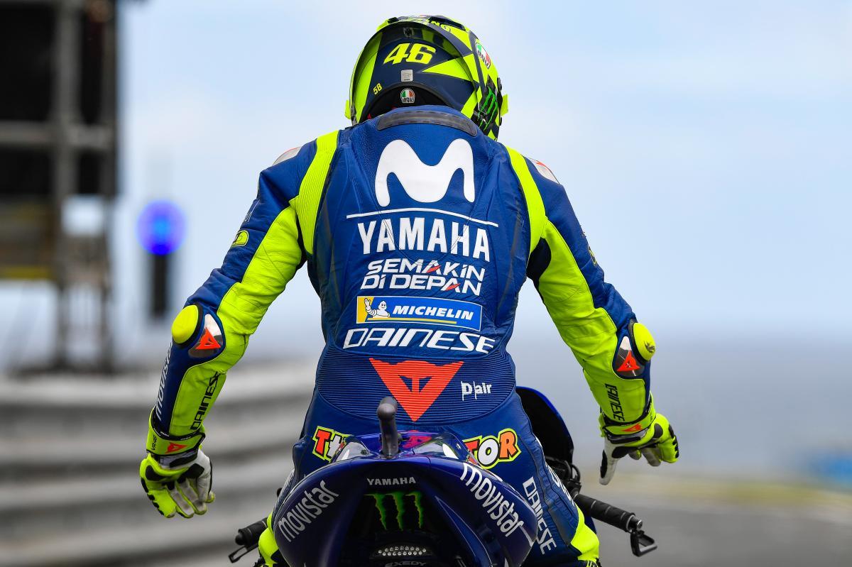 """Rossi: """"Il passo non è speciale, ma ci siamo"""""""