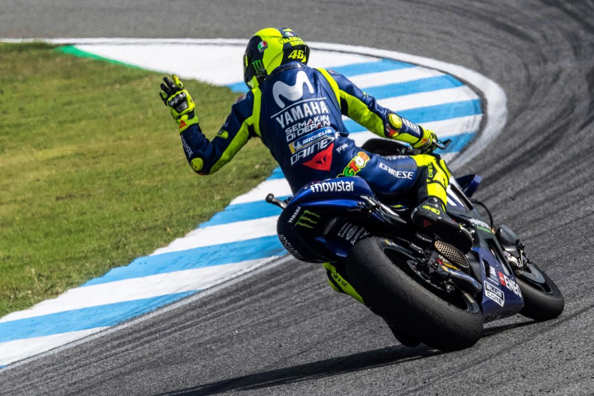 Thailandia: per Valentino Rossi il 4° posto del riscatto