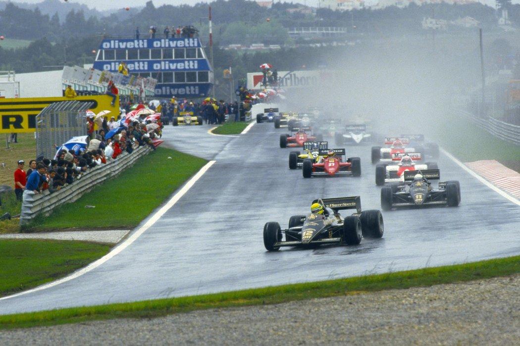 Ferrari: la sciura Maria e i cavalieri del rischio