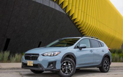 Subaru Crosstrek – ovvero XV – Best Subcompact SUV