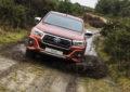 A 4x4Fest anteprima Toyota Hilux Executive+
