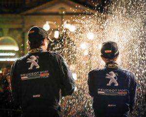Due Valli: Andreucci, Andreussi e Peugeot campioni CIR 2018