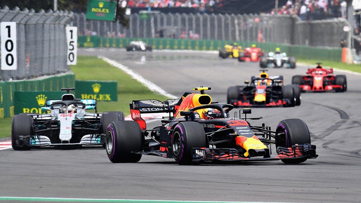 Messico: vittoria a Verstappen e Titolo a Hamilton. Ferrari a podio