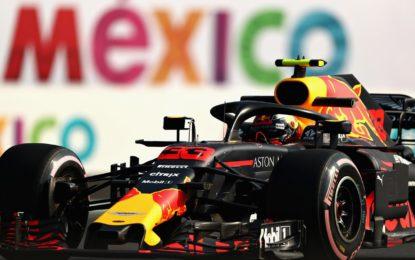 Messico: Red Bull anche nelle FP2. Poi KO di Verstappen. Vettel 4°
