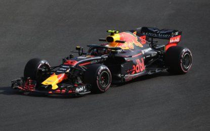 Messico: Red Bull e Renault davanti a tutti nelle FP1
