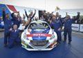 Andreucci e Peugeot: una stagione da 11 e lode!