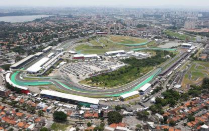 Brasile: la griglia di partenza ufficiale