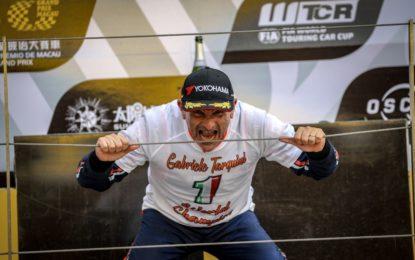Gabriele Tarquini campione WTCR