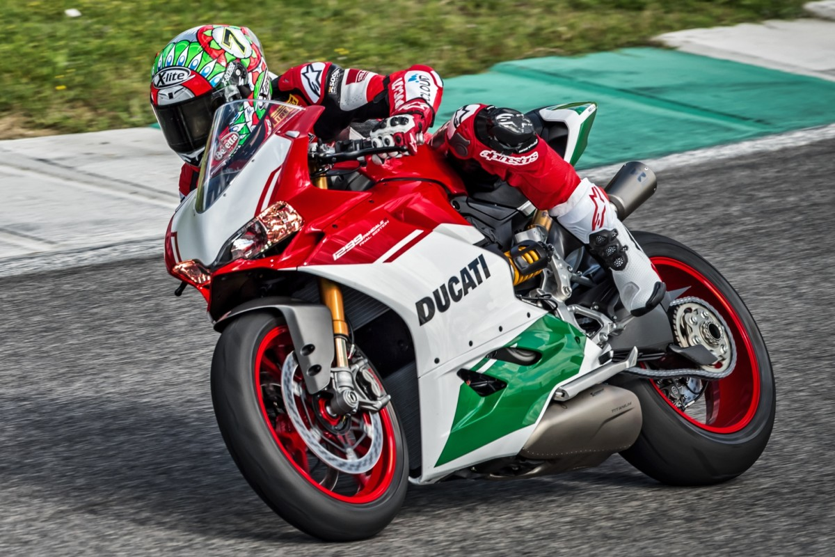 Ultime 1299 Panigale R Final Edition in consegna