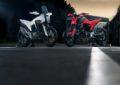 Honda CB125X e CB125M concept