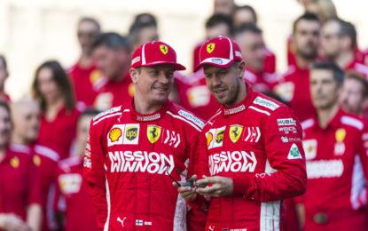 Abu Dhabi: Raikkonen emozionato, Vettel guarda al futuro