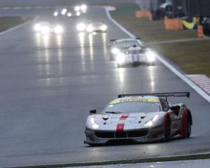 6 Ore di Shanghai: 5° fila per la Ferrari. Bene Fisichella in GTE-Am