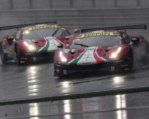 WEC: delusione Ferrari a Shanghai