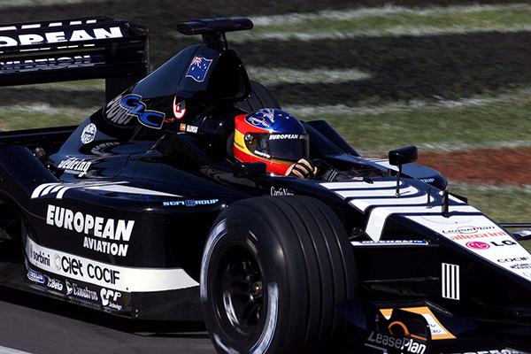 """Minardi: """"Con Alonso solo un arrivederci"""""""
