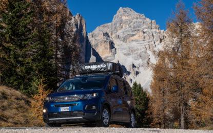 Peugeot Rifter: dalla città all'avventura