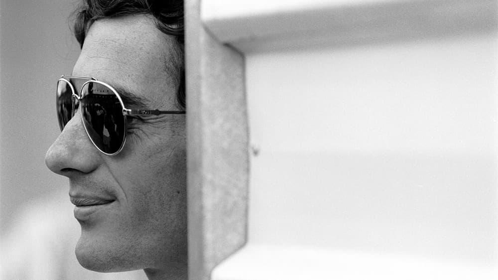Ayrton Senna: pilota di rally per un giorno