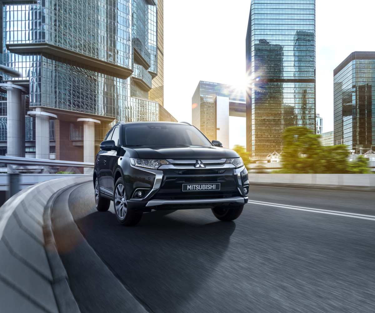 GetMyCar e Koelliker: SUV Mitsubishi a Milano Linate e Malpensa