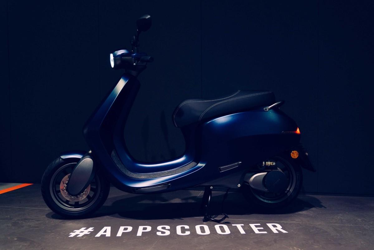 AppScooter: mobilità sostenibile e intelligente