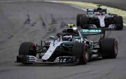 Brasile: le Mercedes e Vettel nelle seconde libere