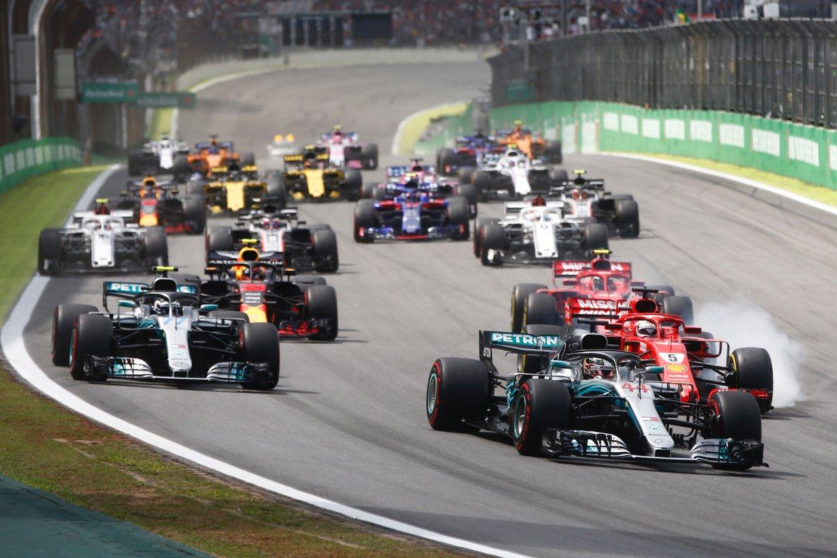 GP Brasile 2019: mescole più dure rispetto allo scorso anno