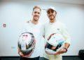 Senna, Prost e quello scambio di caschi mai fatto