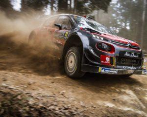 Citroën C3 WRC pronta per il round finale in Australia
