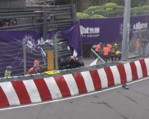 Macao: comunicato FIA sull'incidente di Sophia Flörsch