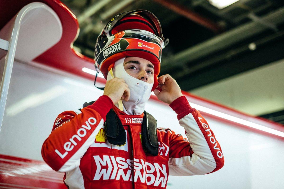 """Leclerc: """"Nel 2019 vorrei vincere due GP"""""""