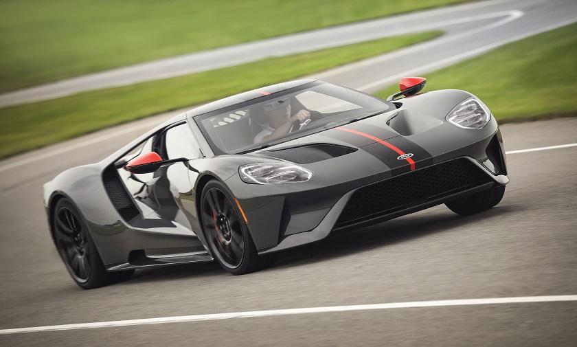 Ford GT Carbon Series: non solo pista