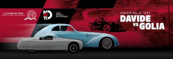 Museo Alfa Romeo e MAUTO insieme a Milano AutoClassica