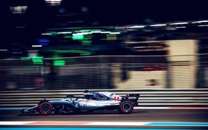 Gran finale ad Abu Dhabi con Hamilton, Vettel e Verstappen