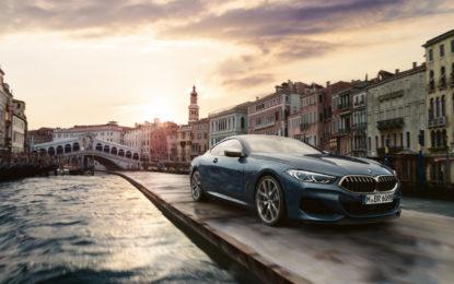 BMW e Venezia: partnership all'insegna dell'esclusività