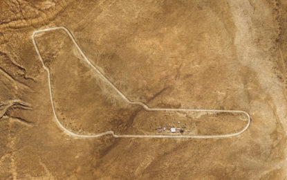 Una Monza nel Sahara per presentare nuova BMW X5