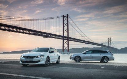 Nuova Peugeot 508 SW: ordini aperti, consegne a giugno