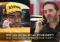Alonso e Johnson si scambiano le vetture. Peccato che…