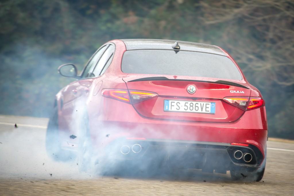 Pirelli e Alfa Romeo per l'Accademia di Guida
