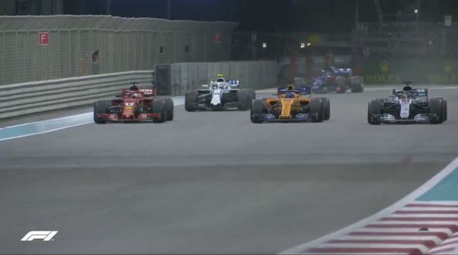Il punto di Gian Carlo Minardi sulle emozioni di Abu Dhabi